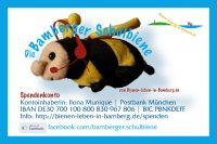 Visitenkarte Bamberger Schulbiene