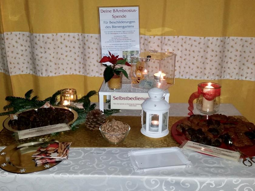 Lebkuchen und sonstige Leckereien
