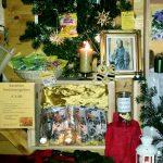 Altarnische für den Heiigen BAmbrosiustag