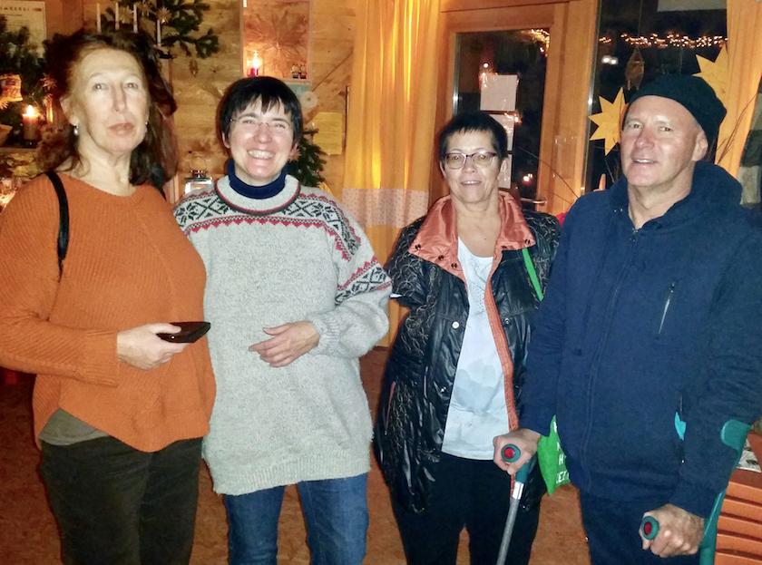 Gäste am BAmbrosiustag