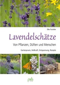 Buchcover Lavendelschätze von Elke Puchtler