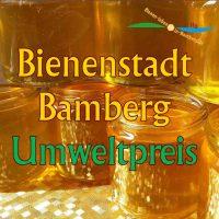 Logo BBU – Bienenstadt-Bamberg-Umweltpreis