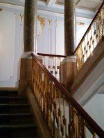 Treppenhaus im Präsidialbau der Regierung von Oberfranken