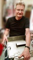Reinhold stolzer Besitzer einer Mittelwandgießform