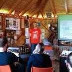 "Seminar ""Schul-Imkerei"", Referent Reinhold Burger"