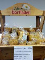Regionale Produkte im Ladarer Dorfladen Unterleinleiter