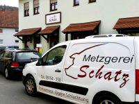 Metzgerei Schatz liefert an in den Ladarer Dorfladen Unterleinleiter
