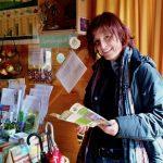Gast zum Saisonstart 2018 der Bamberger Bienen-InfoWabe