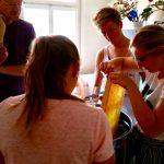 Modul 9: … und Honig verarbeiten