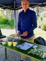Fritz Höfler berichtet zur Varroa-App