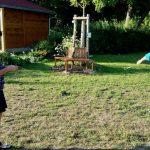 Wünschelrutenbegehung mit dem Dütsch'n-Hans