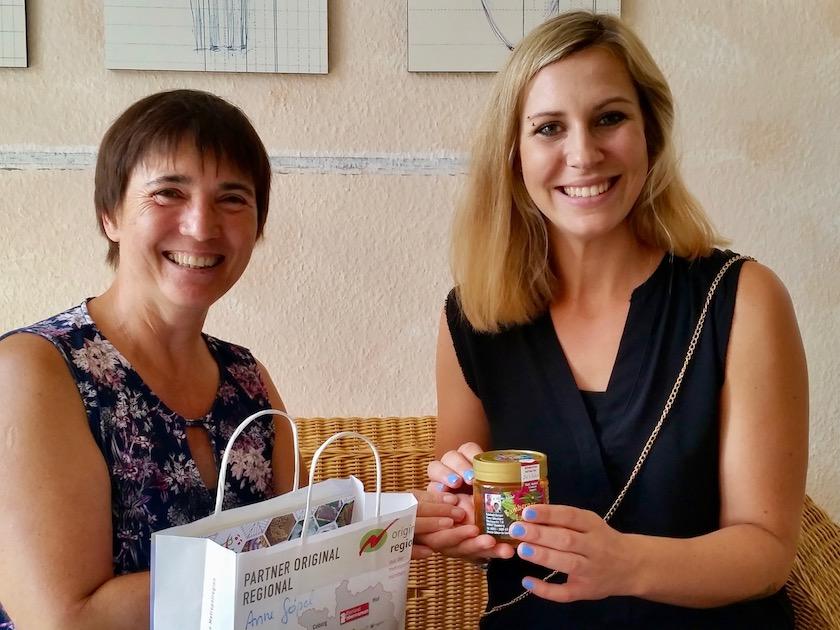 Bienenpateninterview mit Anne Göpel