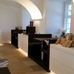 Verkaufsraum des neu renovierten Stiftsladen am Michaelsberg Bamberg