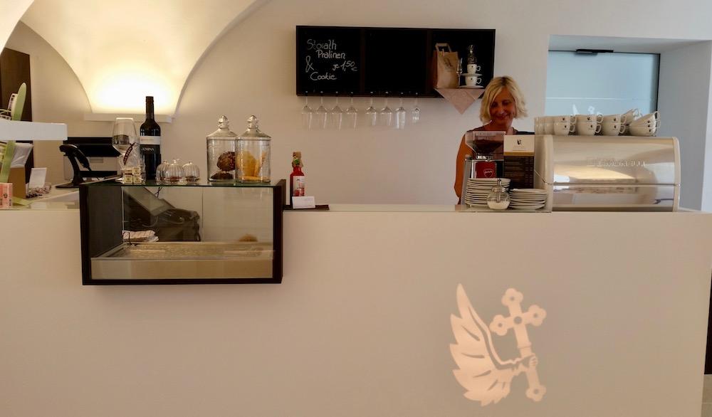 Café im Stiftsladen