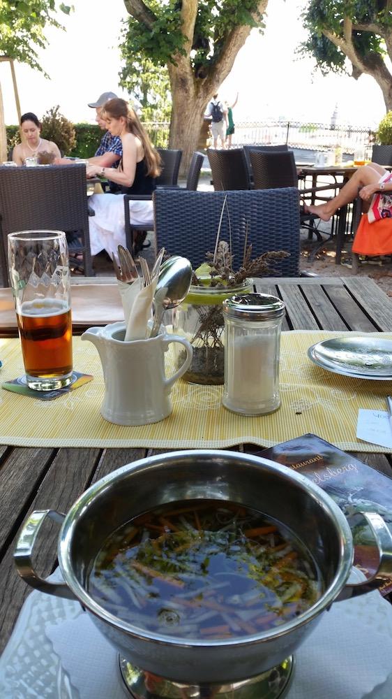 Restaurant Café Michaelsberg Bamberg