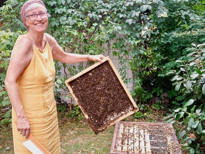 Bienenflucht