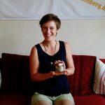 Nina Meiwes präsentiert den Bamberger Lagenhonig