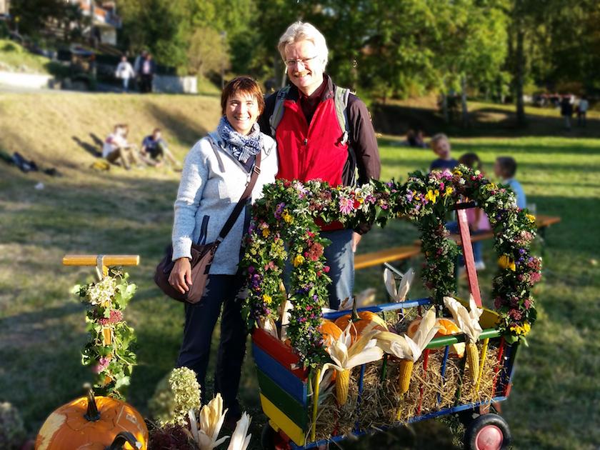 Kürbisfest in Muggendorf