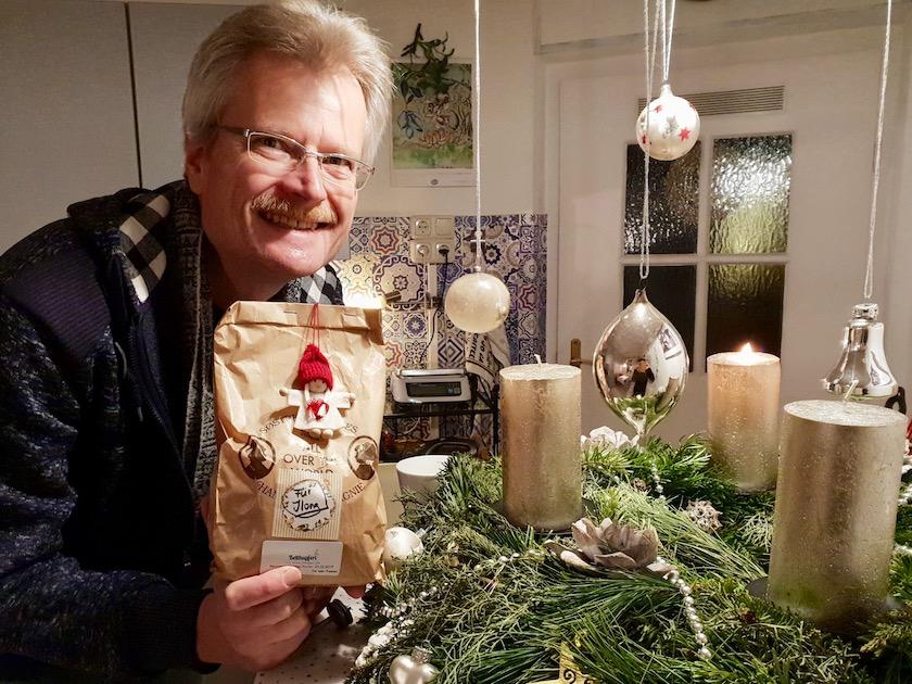 Salz am Nikolaustag von Feegan