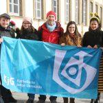 Gruppenaufnahme Katholische junge Gemeinde