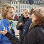 Sebastian Martins Niedermaier im Gespräch mit Annette Grabiger (Annette von Bamberg)