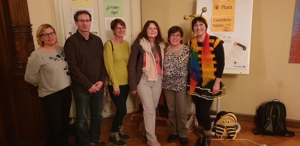 2. Platz im Ranking der Landkreisgemeinden Bambergs zum Volksbegehren: BAUNACH