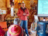 Vortrag Reinhold Burger Bienengesundheit, Bienenkrankheiten