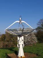 Radaranlage Sternwarte Bamberg