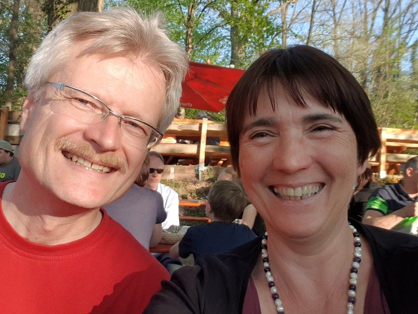 Reinhold und Ilona, Schuhmannskeller