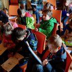 Unterricht der Bamberger Schulbiene
