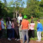Gangolf-Grundschule Bamberg, Klasse 2b zum Schulbienenunterricht