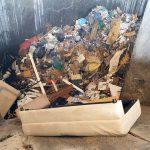 Gesicherte Entsorgung im Müllverbrennungsofen