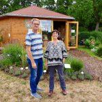 Besuch von Wolfgang Settemacher