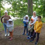 Sicherheitseinweisung als Vorbereitung zur Honigernte