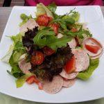 Wurstsalat, Gasthof Püttner