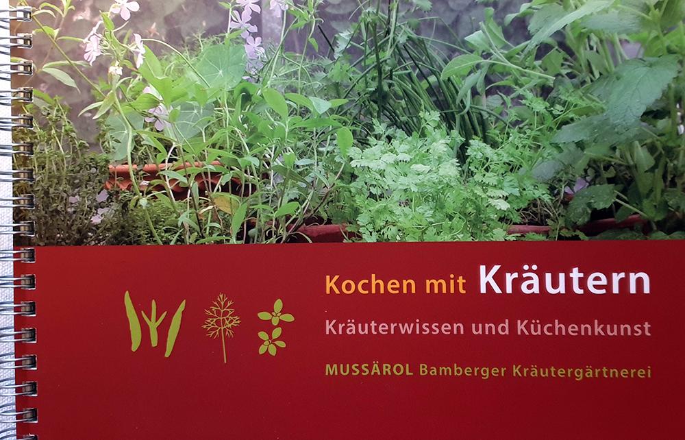 Cover Leumer Kochen mit Kräutern