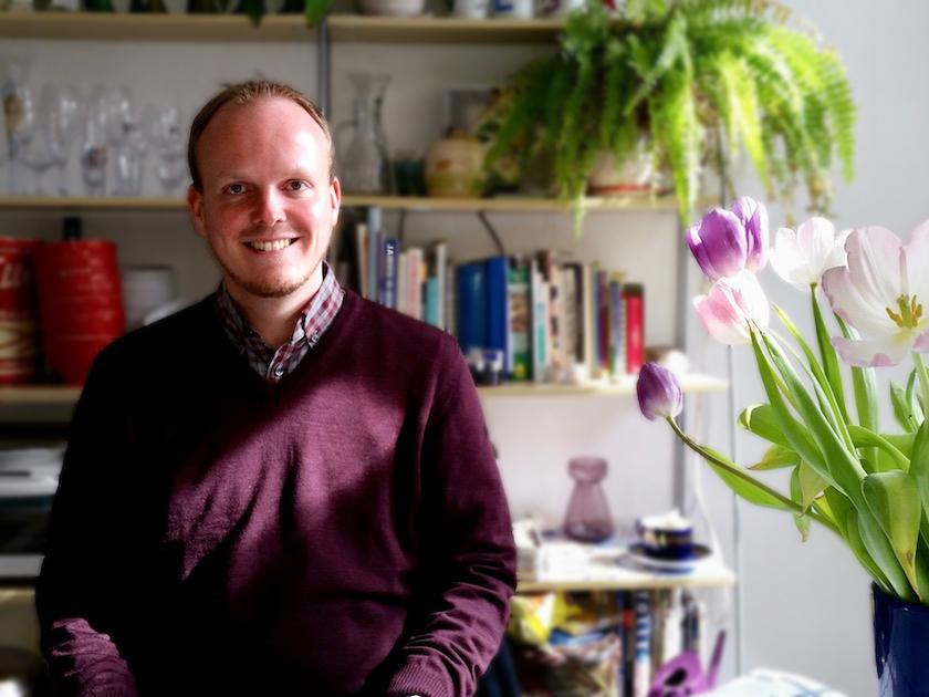 Bienenpate Stefan Schneider 2018