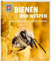 Cover Bienen und Wespen, Tessloff WAS ist WAS