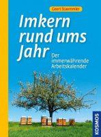 Cover: Staemmler, Imkern rund ums Jahr, Kosmos-Verlag