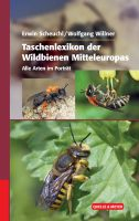 Cover Taschenlexikon der Wildbienen Mitteleuropas, Fotodank an Quelle & Meyer