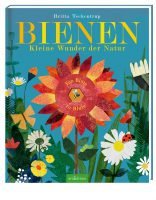 Cover Teckentrup: Bienen, ars-edit.