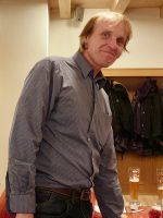 Neuer Zuchtwart Harald Busch