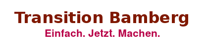 Logo Transition Bamberg