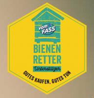 Logo VOM FASS Bienenretter