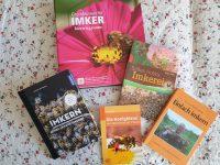 Kleine Erstauswahl empfehlenswerter Literatur für Jungimker