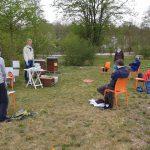 Gruppe 1 AK20 am LBS Bienenweg