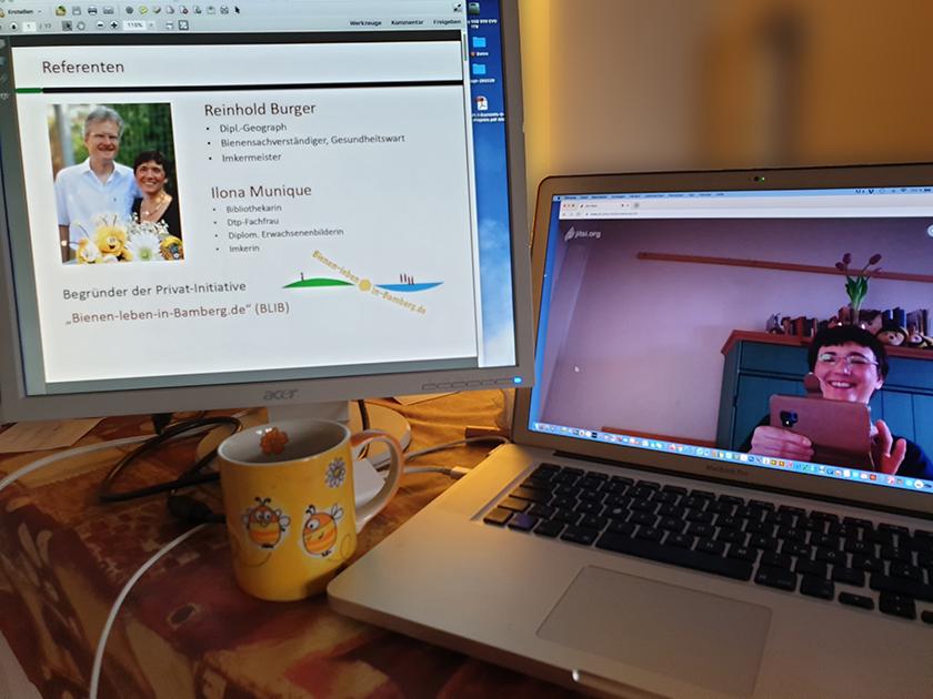Testlauf Onlinekurs BLIB-Imkerkurs für Anfänger