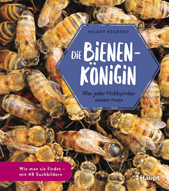Cover Kearny, Die Bienenkönigin, Haupt Verl.