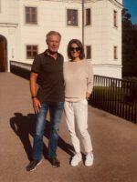 Felicitas Prenzel mit Eric