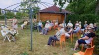 Vortrag im Bamberger Bienengarten am 10.08.2020